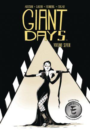 Giant Days Vol.07
