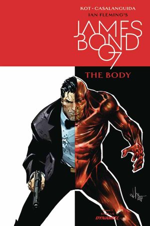 JAMES BOND: THE BODY #1