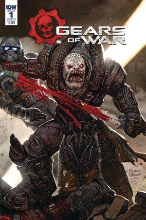 GEARS OF WAR: RISE OF RAAM #1