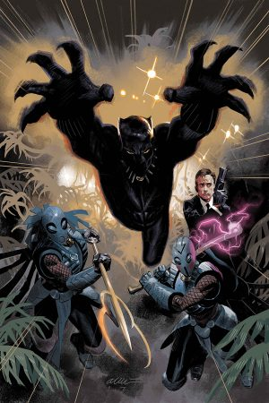 Black Panther: Annual #1