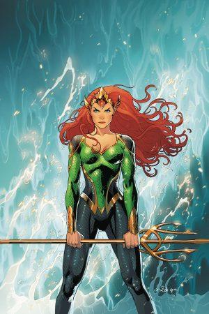 Mera: Queen Of Atlantis #1