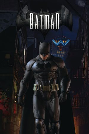 Batman: Sins Of The Father #1-6
