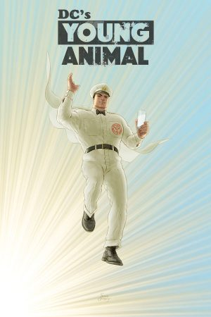 DC's Young Animal: Milk Wars #1-5