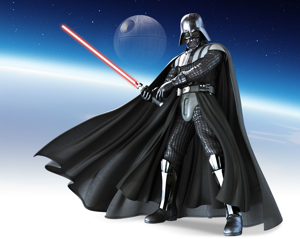 Darth Vader's Galactic Grotto