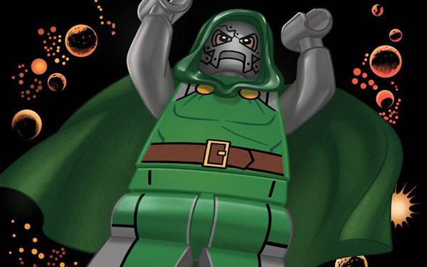 Lego Variant Doom