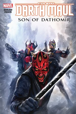 Star Wars - Darth Maul: Son of Dathomir
