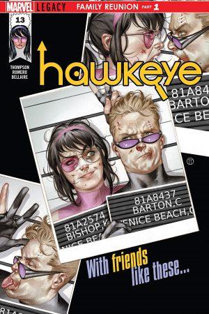 Hawkeye #13
