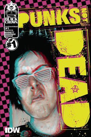 Punk's Not Dead #1
