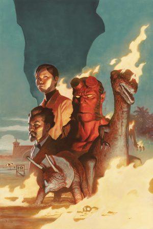 Hellboy And The BPRD - 1955: Burning Season
