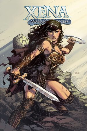 Xena: Warrior Princess #1-5