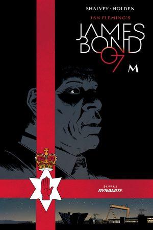 James Bond: M - Special (One-Shot)