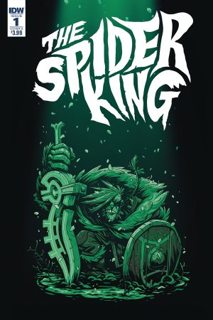 Spider King #1