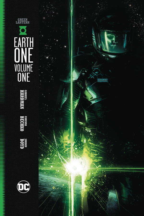 Green Lantern: Earth One Vol.01