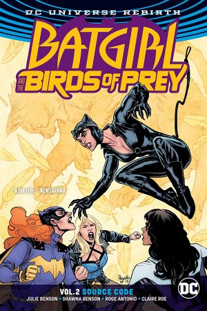 Batgirl And The Birds Of Prey Vol.02: Source Code