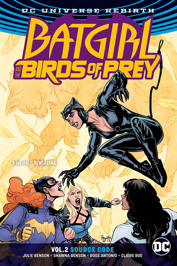 Batgirl And The Birds Of Prey Vol.02: Source Code
