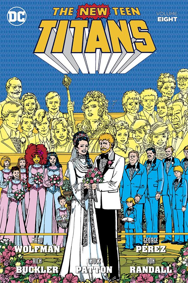 New Teen Titans Vol.08