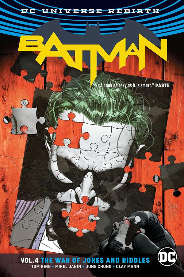 Batman Vol.04: The War of Jokes and Riddles
