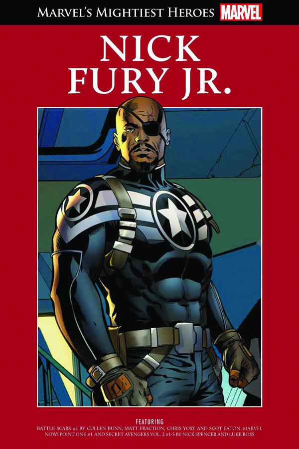 Marvel's Mightiest Vol.105: Nick Fury Jr