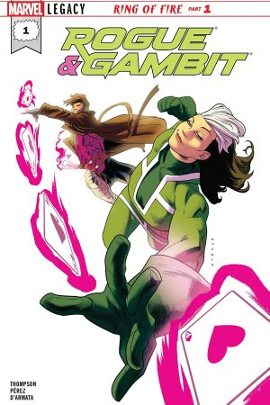 Rogue And Gambit #1