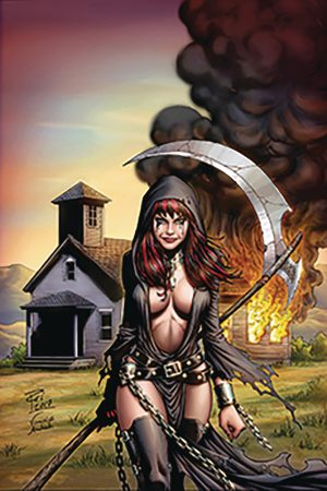 Grimm Fairy Tales: Tales Of Terror Vol.4 #1
