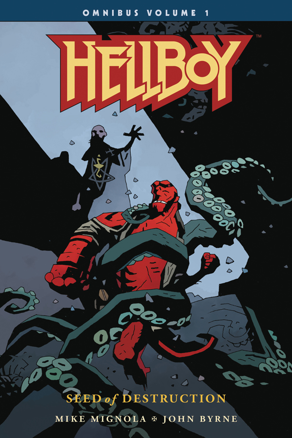 Hellboy - Omnibus Vol.01: Seed Of Destruction