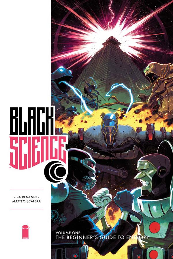 Black Science Vol.01 - Remastered Edition