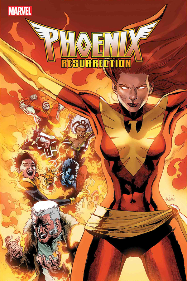 Phoenix: Resurrection - The Return Of Jean Grey
