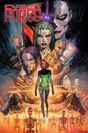Cyber Force #1