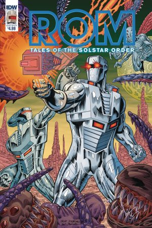 Rom: Tales Of The Solstar Order #1 - Special Edition