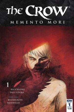 Crow: Memento Mori #1