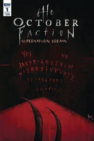 October Faction: Supernatural Dreams #1