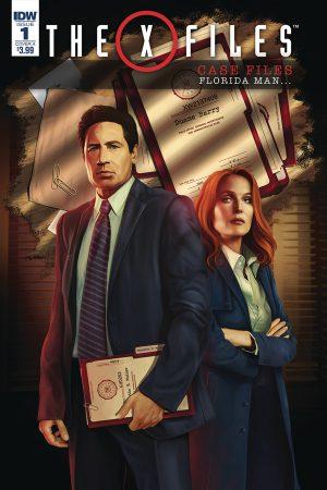 X-Files - Case Files: Florida Man #1