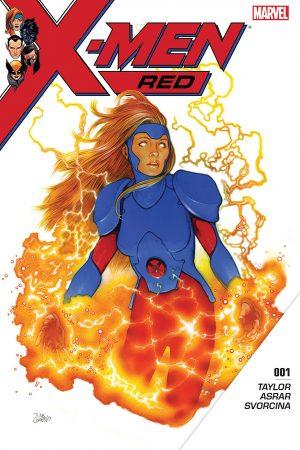 X-Men Red (2018-) #1