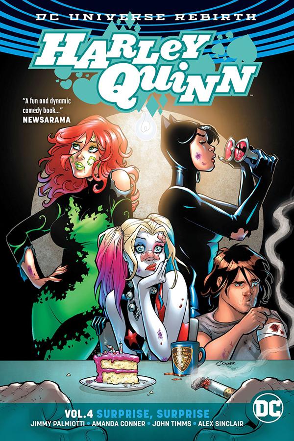 Harley Quinn Vol.04: Surprise, Surprise