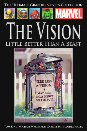 Marvel Collection Vol.159: Vision - Little Better Than a Beast