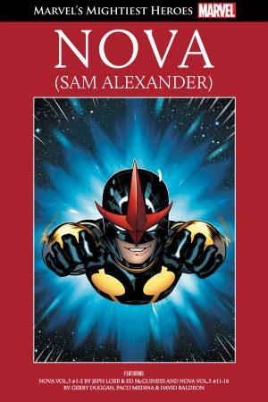 Marvel's Mightiest Vol.107: Nova (Sam Alexander)