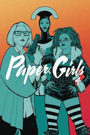 Paper Girls Vol.04