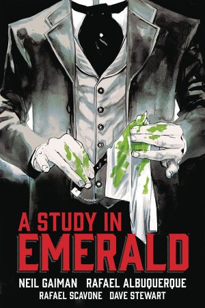 Neil Gaiman: A Study In Emerald