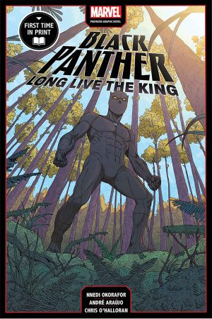 Black Panther: Long Live The King