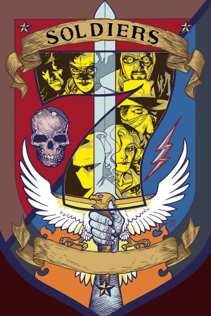 Seven Soldiers By Grant Morrison - Omnibus