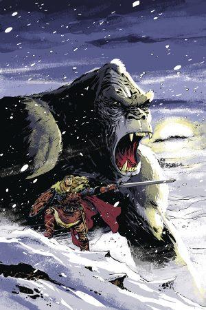 Kong Of Skull Island: 2018 Special #1