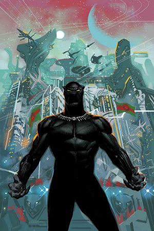 Black Panther #1