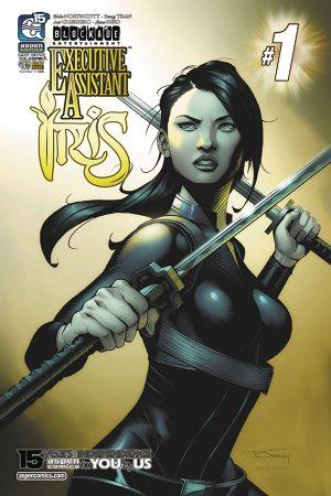 Executive Assistant Iris Vol.5 #1