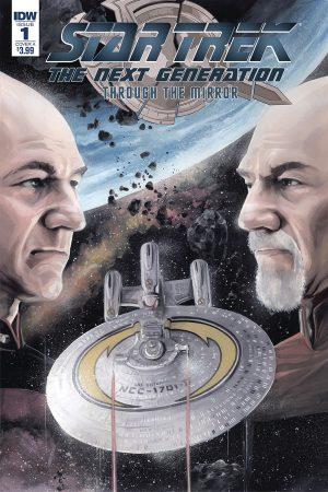 Star Trek - Next Generation: Through The Mirror