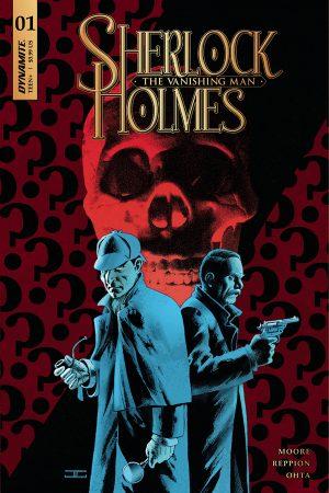 Sherlock Holmes: Vanishing Man #1