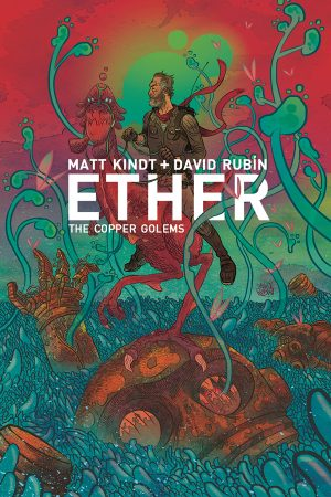 Ether: Copper Golems #1-5