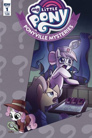 y Little Pony: Ponyville Mysteries #1