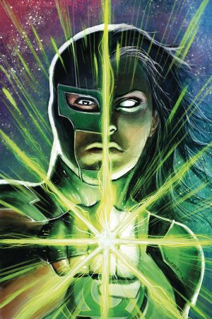 Green Lanterns: Annual #1