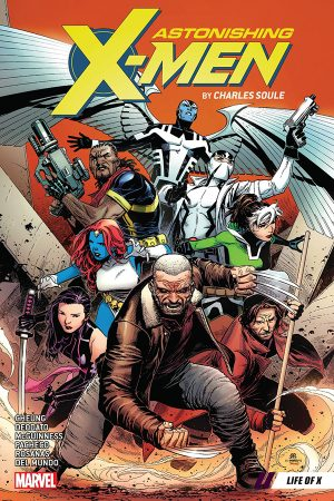 Astonishing X-Men by Charles Soule Vol.01: Life of X