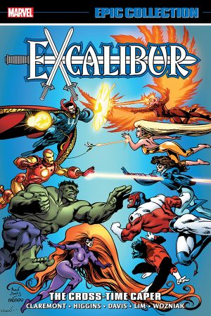 Excalibur: Cross-Time Caper (Epic Collection)